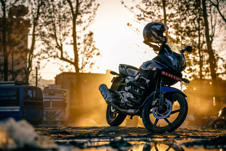 Erfahrungsbericht Augenlaser: Weil das Motorradfahren mit Brille keinen Spaß macht